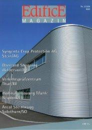 EdificeMagazin2 - Jenni Energietechnik AG