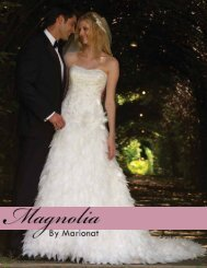 Spring 2012 Wedding Dress Collection New - Magnolia Bridal
