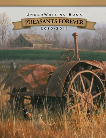 Forgotten Forty - Pheasants Forever