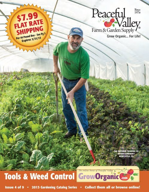 Why Organic Farming And Gardening Supplies are So Popular