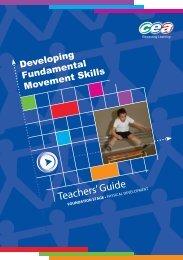 Developing Fundamental Movement Skills - Northern Ireland ...