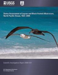 Status Assessment of Laysan and Black-Footed Albatrosses ... - USGS