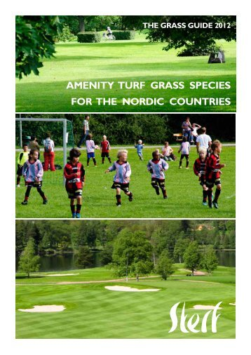 Amenity Turf Gr Species For The Sterf Golf Se