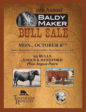 Sale Catalog 1.indd - Traynham Ranch