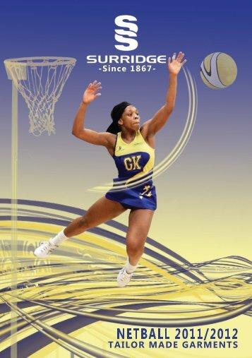 PDF | Surridge Netball - Tylers Sportswear