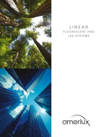 Linear Brochure - Amerlux