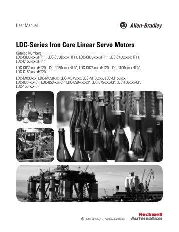 Lddm Linear Direct Drive Motors Upl Series Schaeffler Group