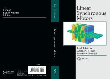 Linear Synchronous Motors - Jacek F. Gieras Home Page