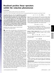 Resolvent positive linear operators exhibit the reduction phenomenon