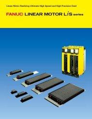 FANUC LINEAR MOTOR LiS series -English-
