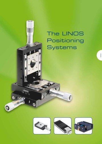 04 Positioning Systems.pdf - Qioptiq Q-Shop