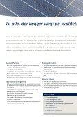 SOLON 230/07 Krystalinske PV-moduler til de kvalitetsbevidste. - Page 2