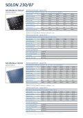 SOLON 230/07 Krystalinske PV-moduler til de kvalitetsbevidste. - Page 3