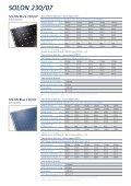 SOLON 230/07 Módulos fotovoltaicos cristalinos para quem aprecia ... - Page 3