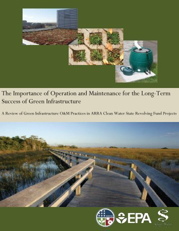 The Importance of Operation and Maintenance for the Long-Term ...