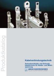 Al-Schraubverbinder - mitech AG