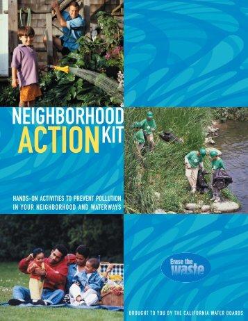 Neighborhood Action Kit - Epa - US Environmental Protection Agency
