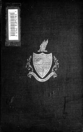 Life and letters of Sir James Graham, second baronet of ... - Index of
