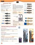 Brause Calligraphy Products | 2013 Brause Catalog | Exaclair, Inc. - Page 2