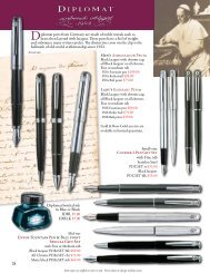 Courier 2-Pen Gift Set - Our Lady of Guadalupe Monastery