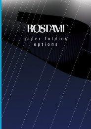 Paper Folding Options - Rostami