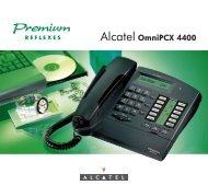 Alcatel OmniPCX 4400