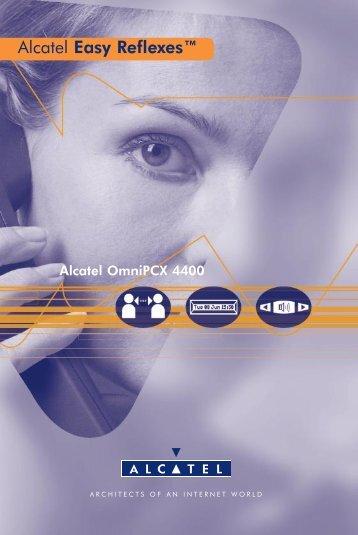 Alcatel Easy Reflexes™