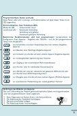 Alcatel Easy Reflexes™ - Page 7