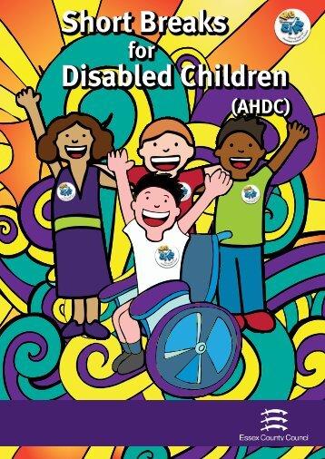 Short Breaks Disabled Children