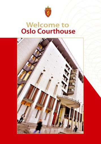 Welcome to Oslo Courthouse - Domstol.no