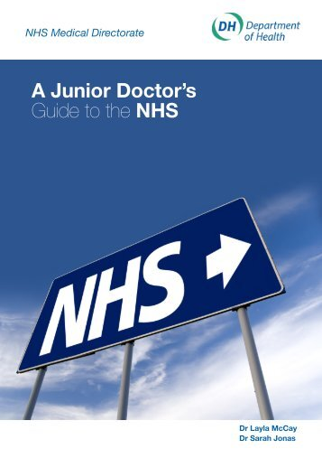 A Junior Doctor's Guide to the NHS - BMJ Group