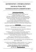 KONDITIONEN / INFORMATIONEN - Seite 3