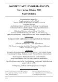KONDITIONEN / INFORMATIONEN - Seite 4