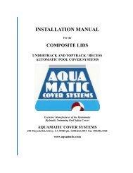 Composite Lid Manual 053107 color - Aquamatic