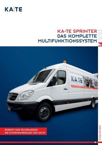Das komplette Multifunktionssystem (PDF-Datei - KA-TE PMO AG