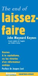The end of laissez-faire (443 Ko) - Atheles