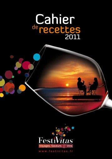 recettes - Salon Festivitas, voyages, saveurs et vins
