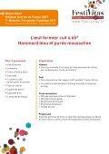 recettes - Salon Festivitas, voyages, saveurs et vins - Page 2