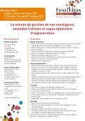 recettes - Salon Festivitas, voyages, saveurs et vins - Page 3