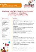 recettes - Salon Festivitas, voyages, saveurs et vins - Page 5