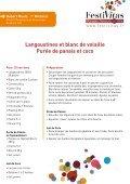 recettes - Salon Festivitas, voyages, saveurs et vins - Page 7
