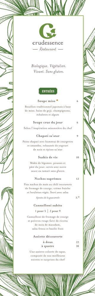 Biologique. Végétalien. Vivant. Sans gluten. - Bonjour Québec.com