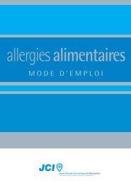 Le guide des allergies - CHU Montpellier