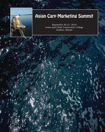 Asian Carp Marketing Summit - Illinois-Indiana Sea Grant