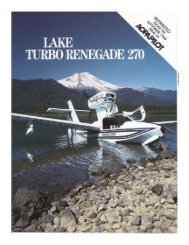 A ll rights reserved - Lake Amphibian Flyers Club