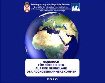 handbuch - Migrant Service Centres