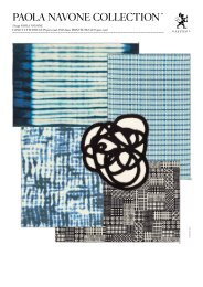 paola navone collecTion™ - Kasthall