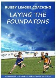 Laying the Foundations - Pitchero
