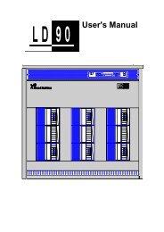 User's Manual - Strand Lighting