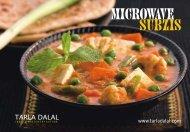 Microwave subzis - Tarla Dalal